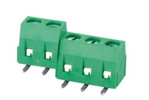 EX127R-5.0/5.08mm PCB Screw Terminal Block