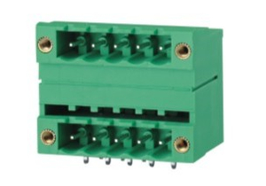 China Plug in Terminal Block 5.0/5.08mm