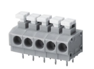 China Best PCB Terminal Block Connector 5.0mm