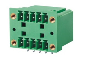 China Pluggable Terminal Block 3.5/3.81mm
