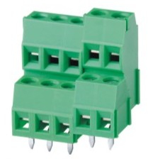 EX381A-3.5/3.81 PCB Screw Terminal Block